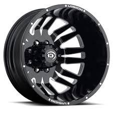 100 8 Lug Hd Truck Vision HD Trailer 401 Rival Wheels Down South Custom Wheels