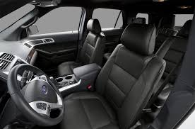 2011 ford explorer price photos reviews features