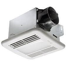 Ventline Bathroom Ceiling Exhaust Fan Motor by Ventline Vertical Exhaust Lighted Bath Fan V2244 50 Cfm Built In