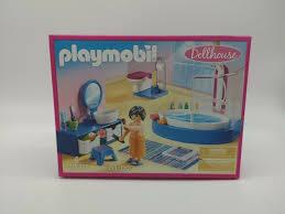 playmobil dollhouse 70211 badezimmer ab 4 jahren