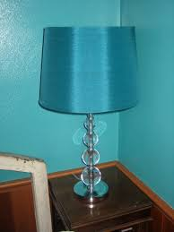 Target Lamp Base Blue by Very Chic Turquoise Lamp Shade Home Decor Inspirations