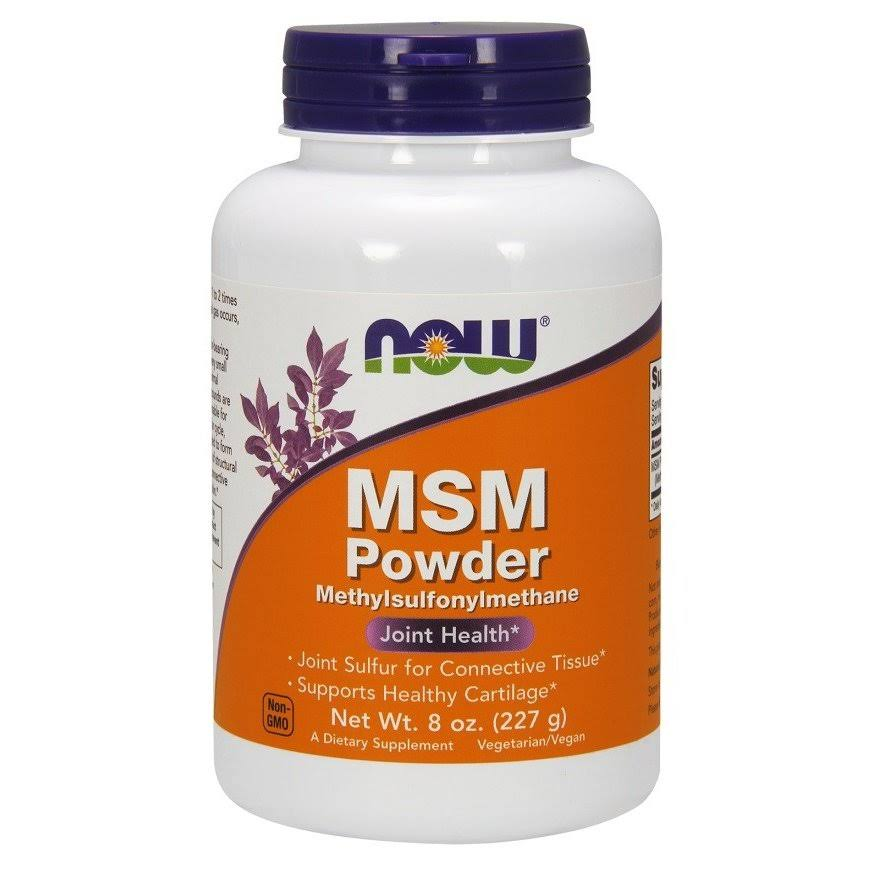 Now Foods MSM Powder - 8oz