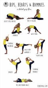 Happy Healthy Hammies Series First Power Vinyasa Flow Yoga Sequence