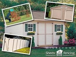myerstown sheds and fencing lebanon hershey annville palmyra