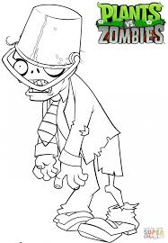 Plants Vs Zombies Coloring Pages To Print Pym89