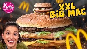 big mac burger nachgemacht original trifft sally