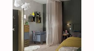 rideau chambre parents chambre parentale coin bébé 8 idées déco à copier
