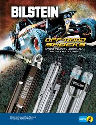 100 Shocks For Lifted Trucks Truck Off Road Suspension 2011 By Bilstein Of America