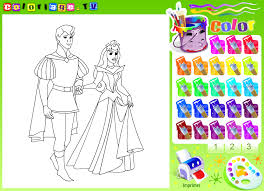 Pictures Coloring Games For Kids