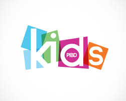 Fun Use Of Color And Negative Space Kindergarten LogoKids BrandingLogo BrandingGraphic Design