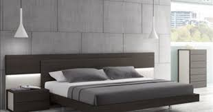 Modern King Size Bed B79 Brilliant Bedroom Decor UK with Modern