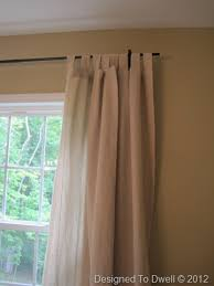 Ikea Lenda Curtains Grey by Designed To Dwell August 2012