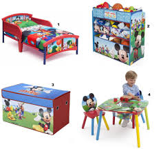 Mickey Mouse Clubhouse Toddler Bed by Toddler Mickey Mouse Bedroom Home Design Ideas