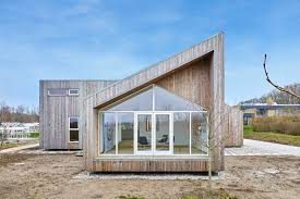 Denmark And Made From Upcycled Materials Including Kebony Character Cladding A Beautiful Wood Recommended By Leading Architects The Biological House