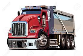 100 Dump Trucks Videos Vector Cartoon Truck Available Vector Format Separated