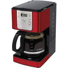 Mr Coffee Advanced Brew 12 Cup Programmable Maker