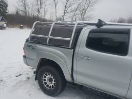 100 Canvas Truck Cap Best Soft Toppers Any Recommendations Tacoma World