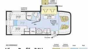 See Others Picture Of Small Rv Floor Plans