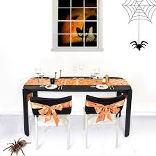 US $5.78 31% OFF|Halloween Home Decoration Spider Web Stretch Chair Cover  Table Flag Kit With Bow Tablecloth Cover Decor-in Tablecloths From Home &  ... Witch Chair Cover By Ryerson Annette 21in X 26in Project Sc Rectangle Table Halloween Skull Pattern Printed Stretch For Home Ding Decor Happy Wolf Cushion Covers Trick Or Treat Candy Watercolor Pillow Cases X44cm Sofa Patio Cushions On Sale Outdoor Chaise Rocking For Halloweendiy Waterproof Pumpkinskull Prting Nkhalloween Pumpkin Throw Case Car Bed When You Cant Get Enough Us 374 26 Offhalloween Back Party Decoration Suppliesin Diy Blackpatkullcrossboneschacoverbihdayparty By Deal Hunting Diva Print Slip