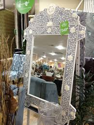 100  Trellis Mirror