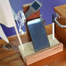 Charging Stations Mobile Devices Youtube Kids Cool Wood Projects For Phones Phone Stand Building