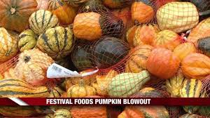 Pumpkin Patch Festival Milwaukee by Festival Foods Pumpkin Blowout Wiproud Wlax And Weux