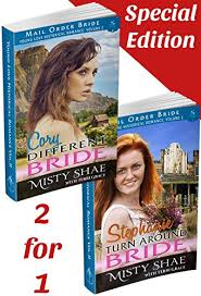 Mail Order Bride Young Love Historical Romance 2 In 1 Special Edition