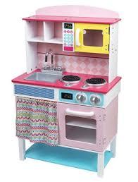 cuisine en bois grand chef kitchen vertbaudet acheter ce