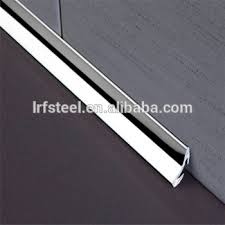ceramic tile trim corner edge stainless steel edge tile