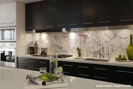 Kitchen Backsplash Ideas For Dark Cabinets by Modern Espresso Kitchen Cabinets Design Ideas