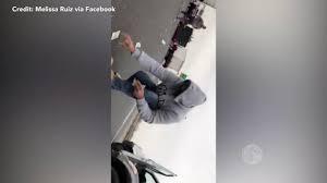 100 Armor Truck Job RAW VIDEO Ed Truck Spills Cash On New Jersey Highway Leading
