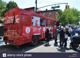 100 Lobster Truck Urban Lobster Shack Food Truck Fifth Avenue Park Slope Brooklyn New