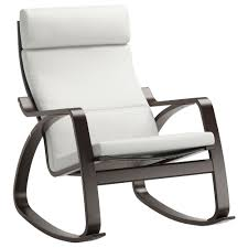 Light Gray Rocking Chair Cushions by Furniture Ikea Rocking Chair With Stylish And Comfortable Design