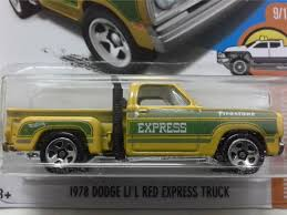 Hot Wheels 1978 DODGE LI' L RED EXPRE (end 2/3/2018 5:15 PM) Toy Rollback Tow Truck Images Dodge Ram Colour Range Available At Trucks N Toys Diecast Pickup Scale Models 5 Police 144 Blackwhite 1500 Black Jada Just 97015 Choc Drive 2016 This Rejuvenated 2004 Ford F250 Has It All Rally 3d Obstacles In Your Childhood Toy Truck Farm For Fun A Dealer Buy Maisto Fresh Metal Car Scale 164 Xtreme Adventure Newray Ca Inc