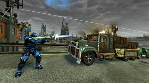 100 Xbox 360 Truck Games Crackdown 2 XBOX Review