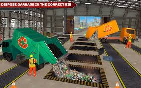 100 Truck Games Amazoncom Dump Garbage Simulator Become