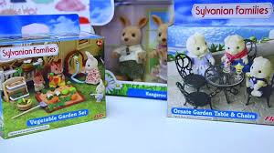 Sylvanian Families Calico Critters Kangaroo Family Vegetable Garden Set  Silly Play - Kids Toys Sylvian Families Baby High Chair 5221 Epoch Calico Critters Baby Tree House Accessory Set Doll Cheap Find Deals On Line At Red Roof Cozy Cottage Complete With Figure And Accsories Seaside Tasure Fence Main Door Flora Berry Get Ready For Bed Furbanks Squirrel Girl Bamboo Panda Pizza Delivery Luxury Townhome Deluxe Nursery Cf1554 Sophies Love N Care