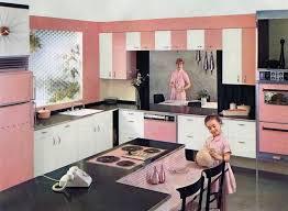 Kitchens Through The Decades