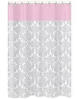 Sweet Jojo Zebra Curtains by Find The Best Deals On Sweet Jojo Designs Kenya Grey Shower