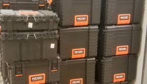 Kobalt Cabinets Vs Gladiator Cabinets by New Husky Garage Storage System U2013 Mobile Work Center Cabinets