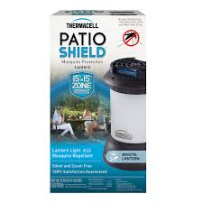 Thermacell Mosquito Repellent Patio Lantern Refills by Thermacell Mr9sb Patio Shield Bristol Mosquito Repeller Lantern
