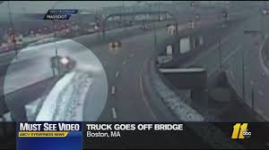 100 Truck Crashes Caught On Tape MustSee Videos Scary Crash Caught On Camera Abc11com