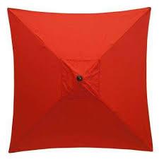 Hampton Bay Patio Umbrella by Hampton Bay No Tilt Patio Umbrellas Patio Furniture The