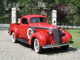 1937 Studebaker J-5 Coupe Express Pickup Truck For Sale | Hemmings ...