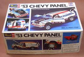1953 CHEVY PANEL Truck Van Revell Street Classics Plastic Model Kit ... 10 Vintage Pickups Under 12000 The Drive 1953 Chevygmc Pickup Truck Brothers Classic Parts Ford Fr100 Panel Cammer Side Angle 1920x1440 Wallpaper Chevrolet For Sale Classiccarscom Cc1055873 Rare Custom Built 1950 Double Cab Youtube Chevy 1949 1951 1952 49 50 51 52 Panal Van Rat 1954 Hot Rod Network 4719551 Suburban Bolton S10 Frame Swap