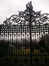 Halloween Cemetery Fence Finials by All Things Victorian Victorian Things That I Love Antique