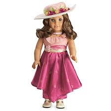Buy American Girl Doll Rebeccas Movie Dress All Accessories F9689