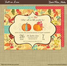 Pumpkin Patch Caledonia Il For Sale by Fall Gender Reveal Invitation Pumpkin Patch Autumn Theme