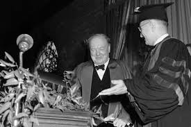 iron curtain speech by winston churchill