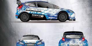 deco voiture de rallye retour de stephane sarrazin en rallye autonewsinfo